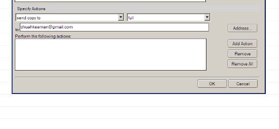 how to send a rightfax from lotus notes