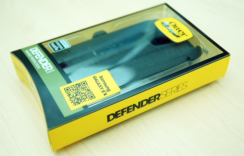 OtterBox Defender Packaging