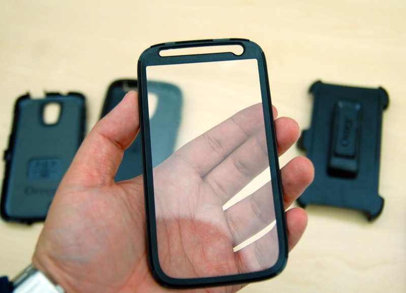 The Screen Protector